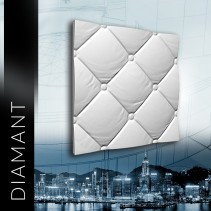 ZD Design DIAMANT - Panel gipsowy 3D