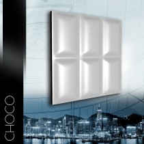 ZD Design CHOCO - Panel gipsowy 3D