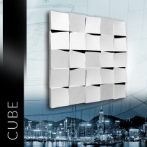 ZD Design CUBE - Panel gipsowy 3D