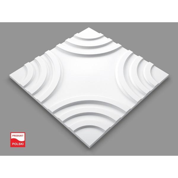 VIA Panels  - CIRCLE - Lekki panel 3D