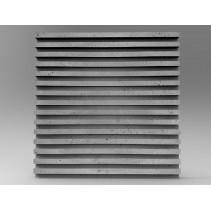 Zicaro RAXER - Panel gipsowy 3D