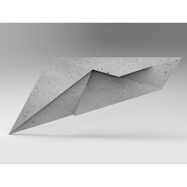 Zicaro XELIA - Panel gipsowy 3D
