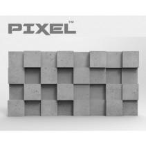 Zicaro PIXEL - Panel gipsowy 3D