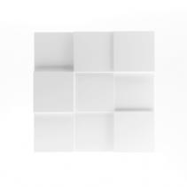 ArtPanel RUBIK - Panel gipsowy 3D