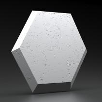 Zicaro ETNA - Panel gipsowy 3D