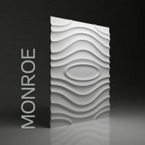 Dunes 07 MONROE - Panel gipsowy 3D