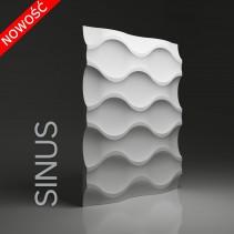 Dunes 20 SINUS - Panel gipsowy 3D