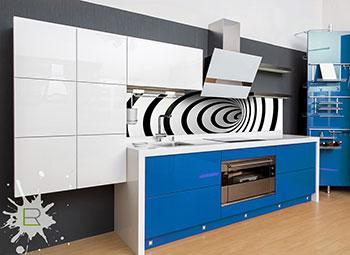 Fototapety do kuchni laminowane