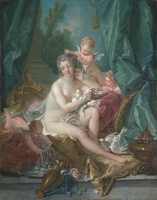 The Toilette of Venus - Francois Boucher