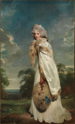 Elizabeth Farren - Sir Thomas Lawrence