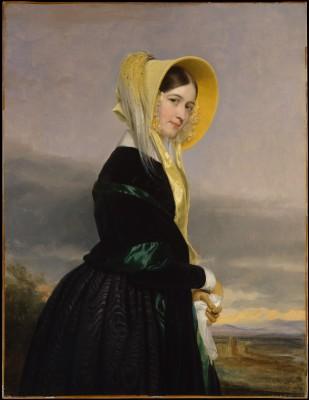 Euphemia White Van Rensselaer - George P. A. Healy