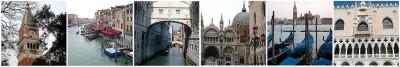 Wenecja kolaż I