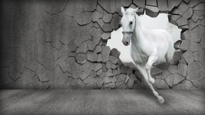 Koń 3D