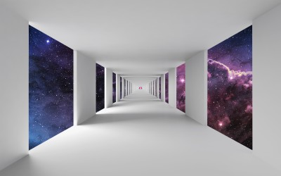Kosmiczny korytarz I