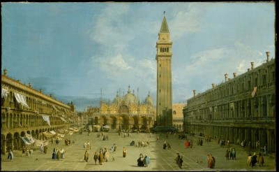 Piazza San Marco - Canaletto