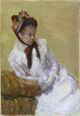 Portrait of the Artist - Mary Cassatt