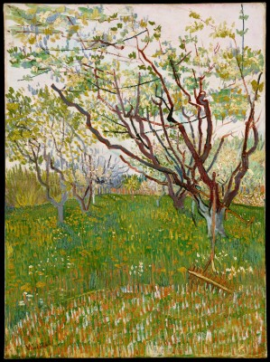 The Flowering Orchard - Vincent van Gogh