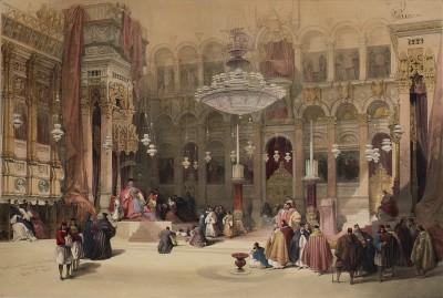 The Holy Land, Syria, Idumea, Arabia, Egypt & Nubia - David Roberts