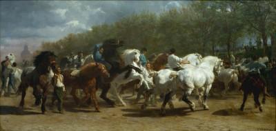 The Horse Fair - Rosa Bonheur