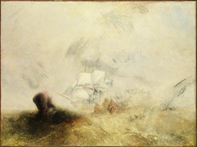 Whalers - Joseph Mallord William Turner