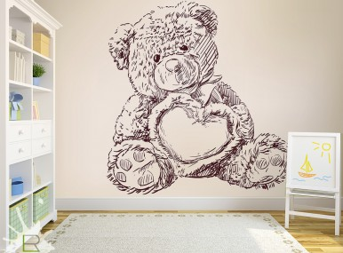 Fototapeta Teddy Bear