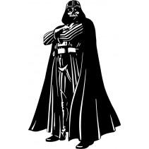 Naklejka NK011L - 100x160cm - Darth Vader