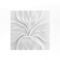 ArtPanel KWIAT - Panel gipsowy 3D