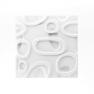 ArtPanel OKRĘGI - Panel gipsowy 3D