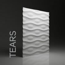 Dunes 10 TEARS - Panel gipsowy 3D