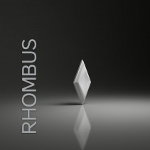 Panel gipsowy 3D RHOMBUS forma rombu - model Dunes 16