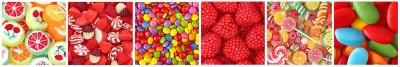 Słodycze kolaż II
