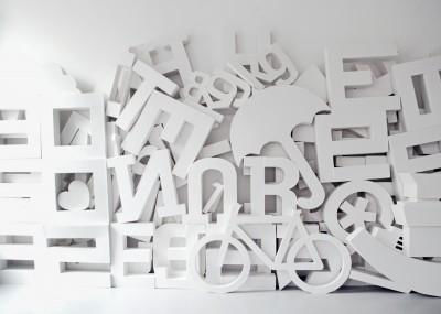 Typografia 3D #48662013