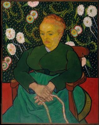 La Berceuse - Vincent van Gogh
