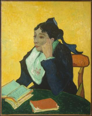 Madame Joseph-Michel Ginoux - Vincent van Gogh