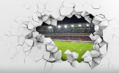 Football Stadium 3D II