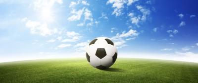 Piłka na boisku #208310621