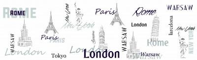 Miasta typografia