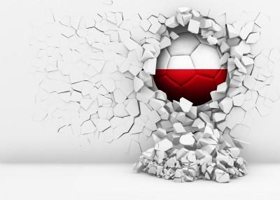 Piłka w ścianie II